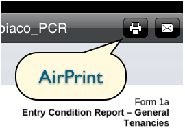 AirPrint Support